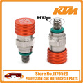 M4 0.7MM Fork Air bleeder Relief Valve Use For KTM EXC EXC-F250 SX350 SXF250 SXS 250 XC350 XCR XCW450 XCF XCRF MXC MX SMR WP