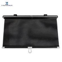 X Autohaux 40 см X 60 см черный Выдвижной Автомобиль шторы окна ролик солнцезащитный тент слепой протектор