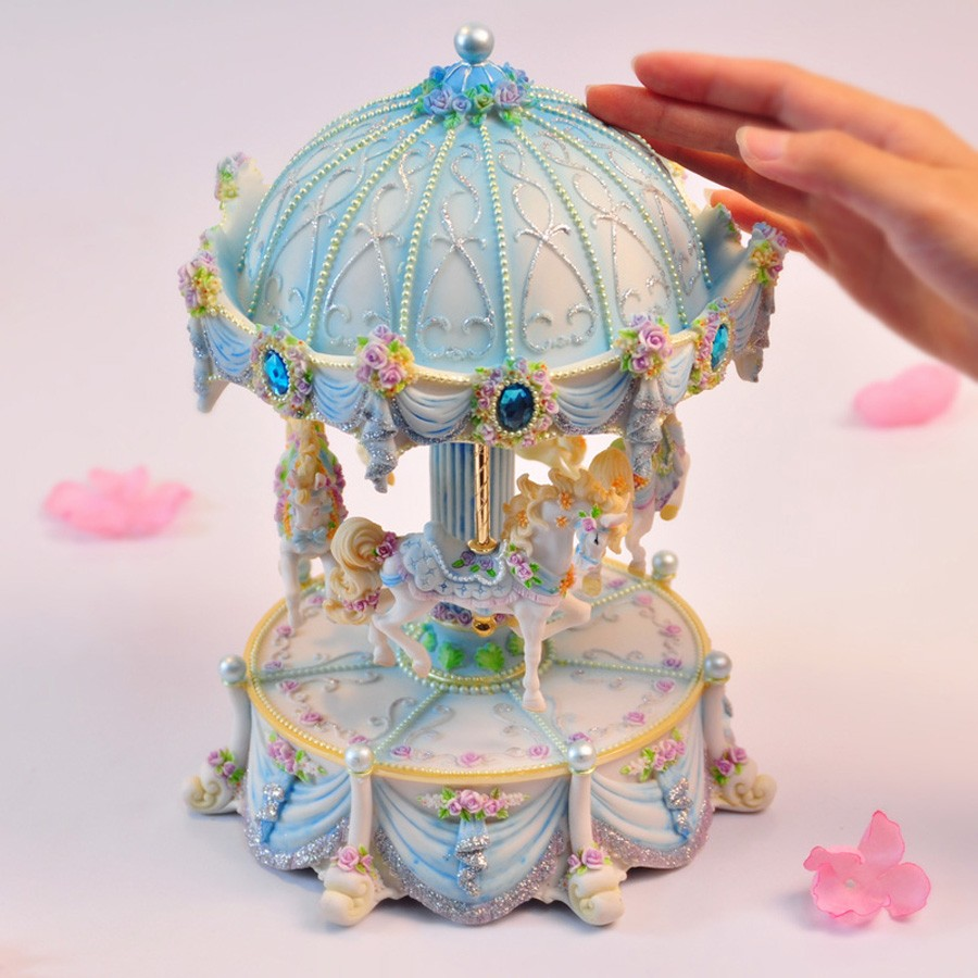 Carousel Music Box (3)