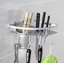 Shower Corner Caddy Bathroom Shelf with Hooks and Knife Holder Rack No Damage Storage Basket Drill