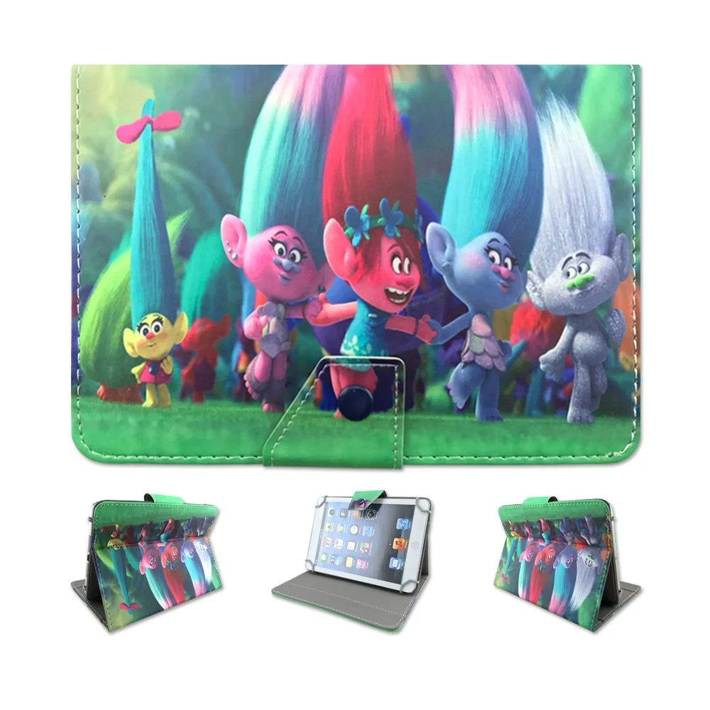 For Alcatel One Touch Pixi 7 3G 7 inch Universal Tablet PU Leather Case myslc pu leather case cover for alcatel one touch t10 pixi 7 3g 7 inch tablet pc