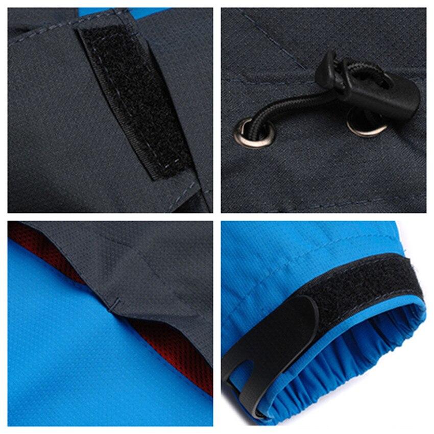 новинка 2017 года для мужчин; повседневные куртки мужские армейские водонепроницаемый пальто и пуховики мужской пиджак дышащий ветрозащитный плащ плюс размеры L-формы 5xl la025