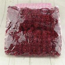 Piankowe Róże 144 szt. Różne Kolory