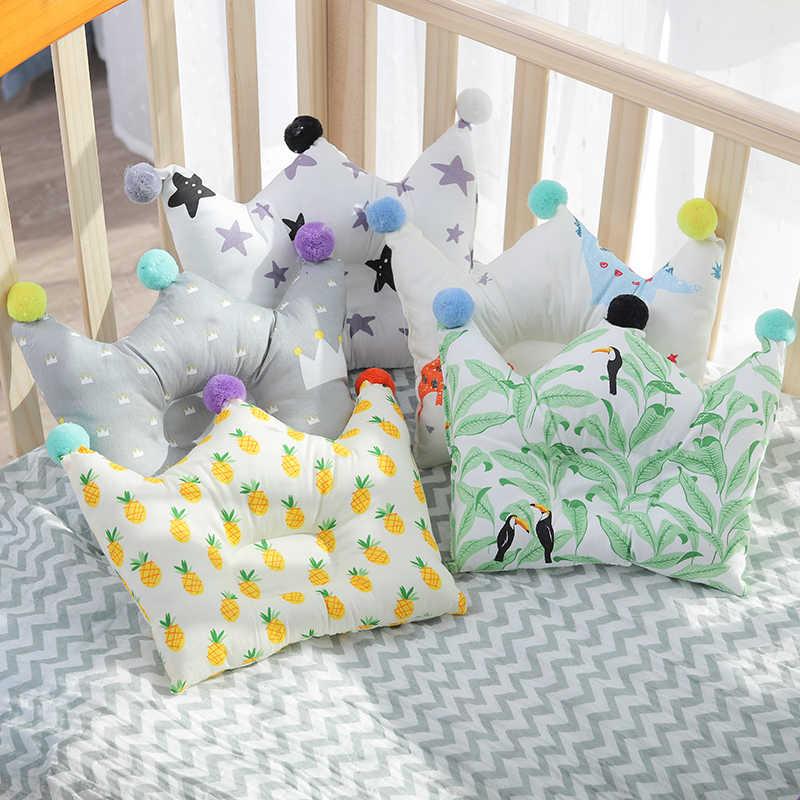 [Simfamily] 1 pièces bébé soins infirmiers oreillers nourrissons Newbron alimentation cou coussin coton oreiller nouveau-né bébé chambre décoration accessoires