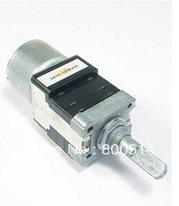Japan ALPS motor Volume potentiometer   6 X 100K --#0508-3