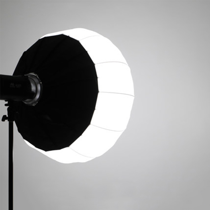 Falconeyes 65cm Collapsible Sphere Softbox Paper Lantern Ball Shape Globe Diffuser w Bowens Mount for Studio Flash Strobe halloween party supply insect shape paper lantern hanging decration