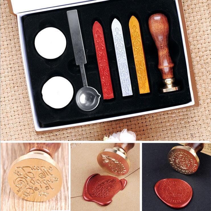 Harri Potter Hogwarts Seal Stamp Toys Hogwarts Envelope Letter Vintage Alphabet Wax Badge Seal Stamp Stick Harri Potter Toys