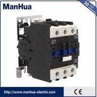 Manhua Online-Shopping Heißer Verkauf LC1-D65 AC 220 V Elektrische Aufzug Schütz Drei Phase Schütz 65A AC Schütz