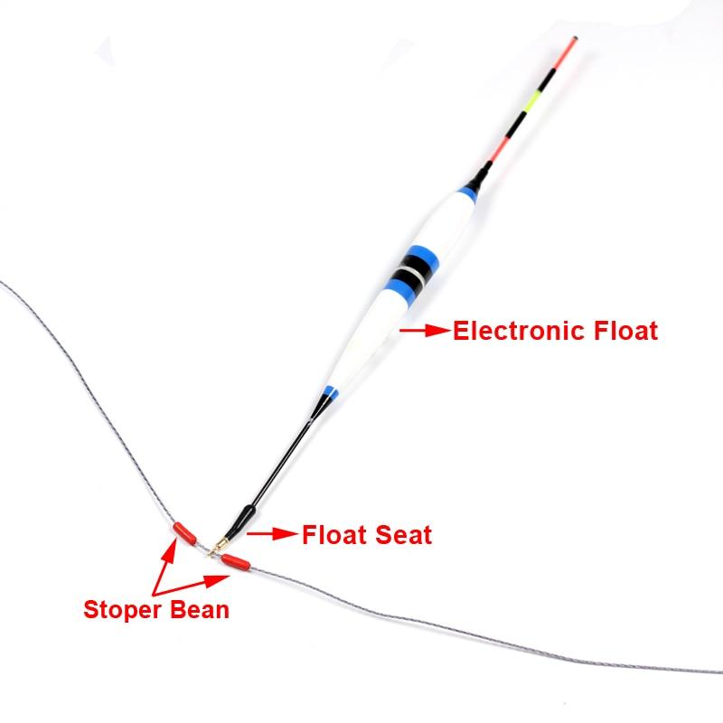 Wifreo 2pcs Premium Night Fishing Electronic Floats Luminous Elec - თევზაობა - ფოტო 3