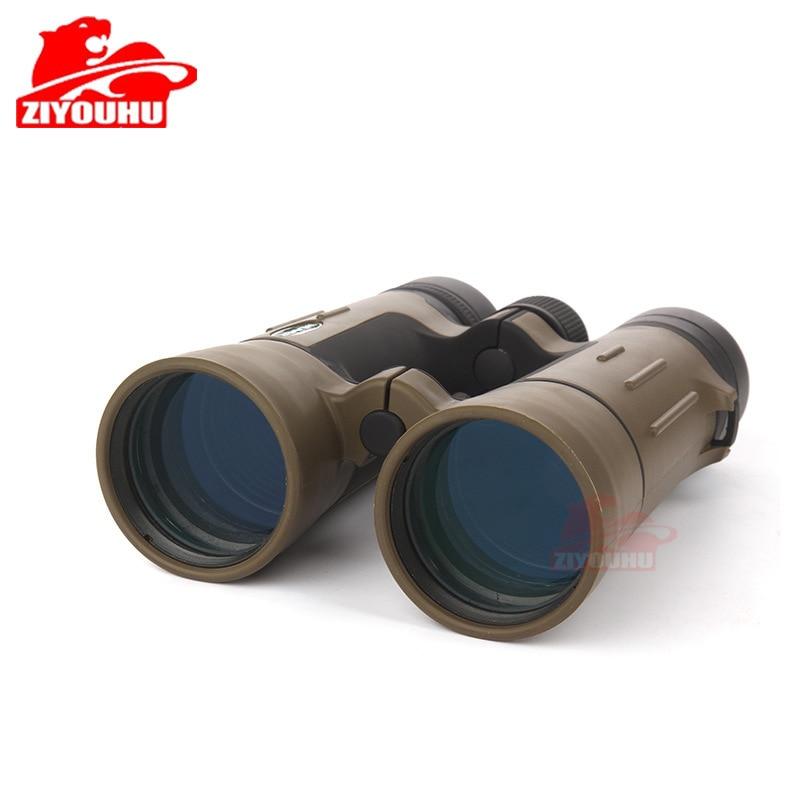 ZIYOUHU 8X42 Binocular Telescope Waterproof Nitrogen Filled Binoculars for Military Beacon Observation Camping Sighting ZIYOUHU 8X42 Binocular Telescope Waterproof Nitrogen Filled Binoculars for Military Beacon Observation Camping Sighting