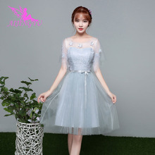 AIJINGYU 2021 2020 ילדה סקסי שמלות נשף נשים של שמלת מסיבת חתונת שושבינה שמלת BN980