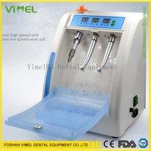 Mantenimiento de piezas de mano dentales, sistema de aceite, dispositivo lubricante, lubricación, CE/FDA