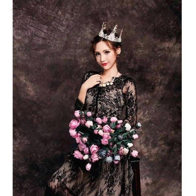 10x20ft Pro teint mousseline fond personnalisé photographie mariage, 100% coton fait à la main vieux arrière-plans de maître pour studio photo