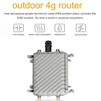 Открытый 4g маршрутизатор 4G sim карты WiFi маршрутизатор IP66 Водонепроницаемый 2,4G LTE Беспроводной точка доступа, маршрутизатор Wi Fi 4G CPE Lte Беспров