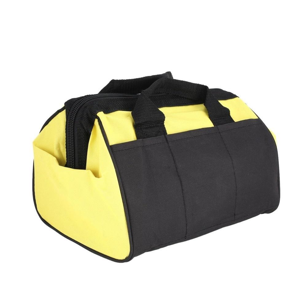 Multi-Functional Package Tool Kit Organizer Bag Belt Hardware Electrical Pockets Construction Packs