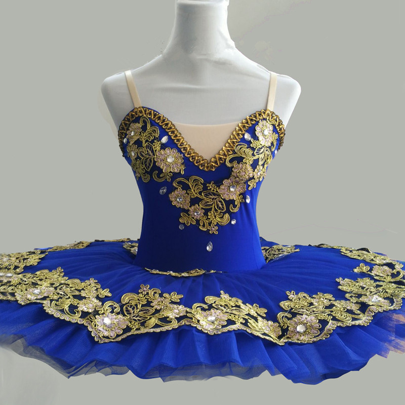 Royal Blue Red Black Professional Ballet Tutu Child Kids Girls Ballet Tutu Adulto Women Ballerina Party Ballet Mujer Costumes