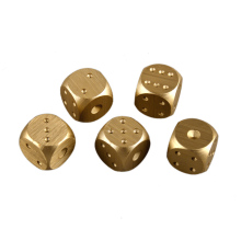 Aluminium Alloy Dice 5 pcs