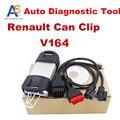Новейшая Версия V164 для Renault Может Закрепить Профессиональный Диагностический Инструмент Поддержка Нескольких Языков Производительность Авто Инструмент