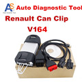 Newest Version V164 for Renault Can Clip Professional Diagnostic Tool Supports Multi-Language Performance Auto Tool
