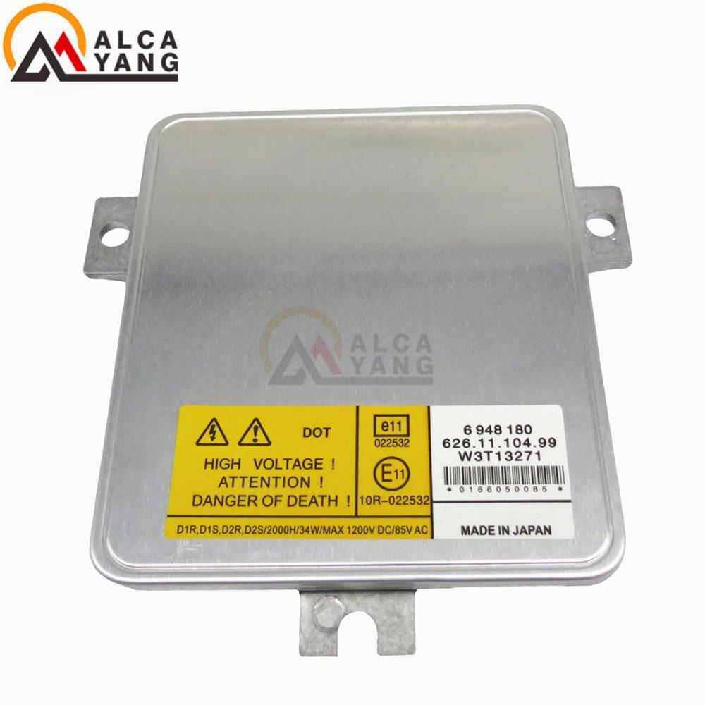 New FOR B-M-W D1s Ballast 63126948180 W3T13271 Xenon HID Headlight 06-08 FOR B-M-W E90 E91