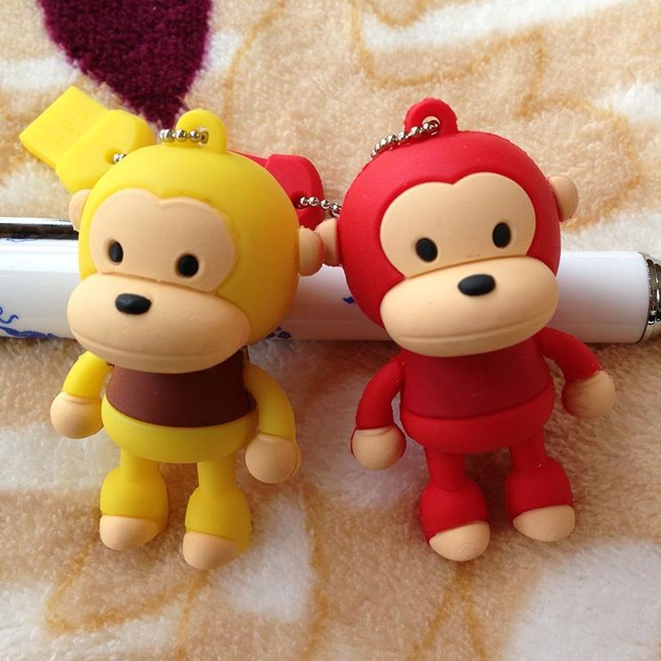 new cartoon cute monkey cle usb flash drive 1tb 128gb 16gb 32gb 64gb memory stick pen drive 2tb. Black Bedroom Furniture Sets. Home Design Ideas