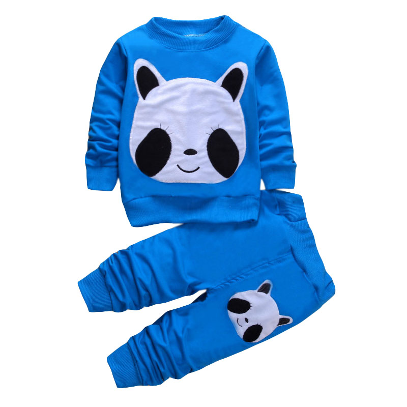 LZH Children Clothes 17 Autumn Winter Girls Clothes Set T-shirt+Pant 2pcs Outfits Kids Boys Sport Suit For Girls Clothing Sets 28