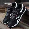 New 2017 Men Casual Shoes Spring Autumn Mens Trainers Breathable Flats Walking Shoes Zapatillas Hombre Walking Shoes Shoes Male