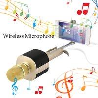 Wireless Bluetooth Mic Speaker, Karaoke Microphone Speaker, Handheld Karaoke Mic Speaker, KTV Mic Speaker