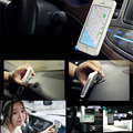 Hot! Ring Hook Mobile Phone Holders & Stands Car For iphone 5 5s 6 6s 7 Plus Car Soporte Movil 360 Adjustable Air Vent Monut GPS