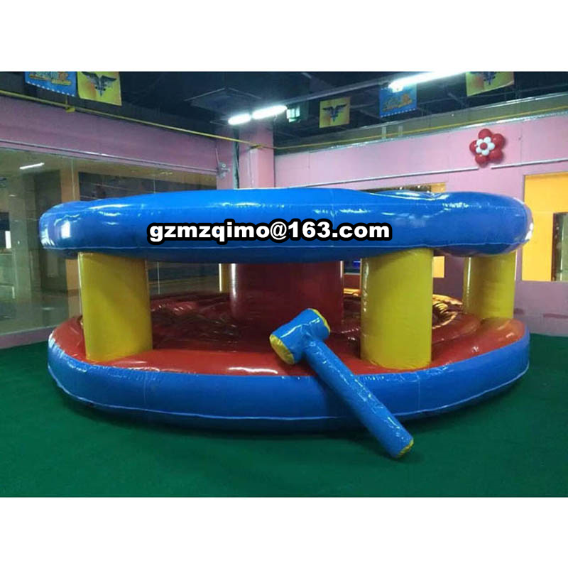 2018 new games WHACK! The All New HUMAN Whack-A-Mole play game inflatable interactive boardwalk game2018 new games WHACK! The All New HUMAN Whack-A-Mole play game inflatable interactive boardwalk game