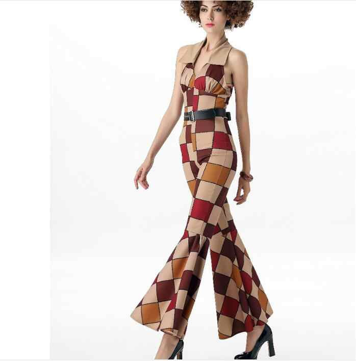 5a3621c44f Free Shipping New Arrival Ladies men 60s 70s Retro Hippie Go Go Girl Disco  Costume Hens Party Fancy Dress