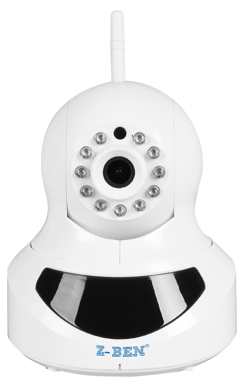 ФОТО Z-BEN Mini Wifi IP Camera Wireless 720P Smart P2P Baby Monitor Network CCTV Security Camera Home Protection Mobile Remote Camera
