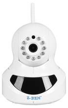 Z-BEN Mini Wifi IP Camera Wireless 720P Smart P2P Baby Monitor Network CCTV Security Camera Home Protection Mobile Remote Camera