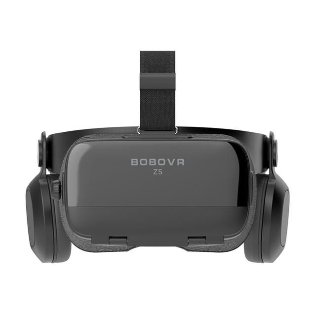 Bobovr Z5 Bobo VR Gerceklik Virtual Reality Glasses 3d Headset Google Cardboard Helmet Goggles Casque 3 D For Phone Smartphone 5