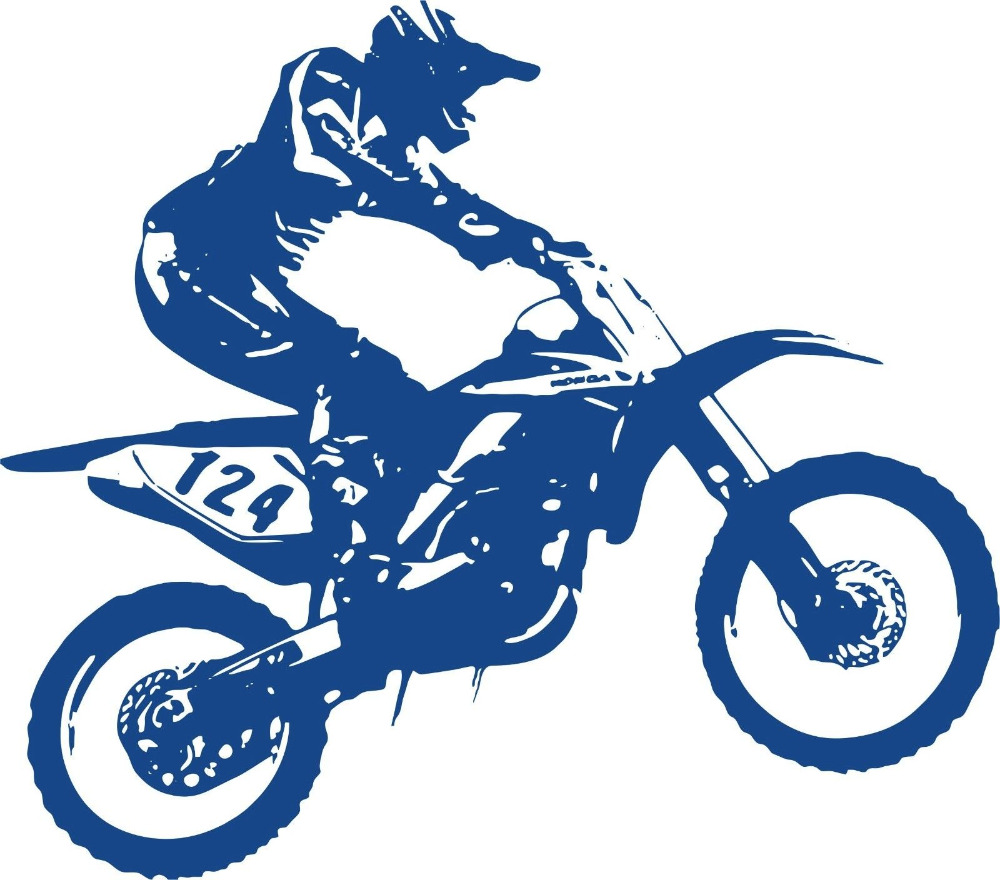 Gambar Kartun Motocross Bestkartun