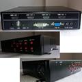 DIY 2x2 tv video wall controller have hdmi output dvi vga hdmi input