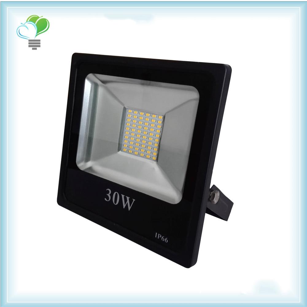 30W LED Project Lighting SMD Flood Lights Engineering Flood Lights