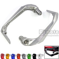 Universal CNC Motorcycle Brake Clutch Levers Protector Guard For Motorbike With 22mm 7 8 Handlebar Grip