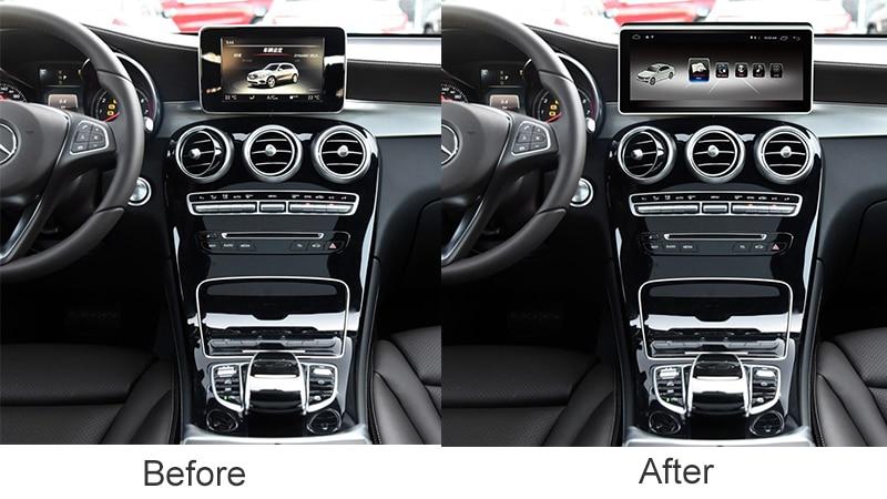Benz New C GLC V 15-18