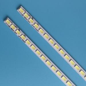 Image 3 - 2 pcs/pair חדש Led תאורה אחורית רצועת 40INCH L1S 60 G1GE 400SM0 R6 LJ64 03029A 2011SGS40 5630 60 H1 REV1.1 60 נוריות 455 MM