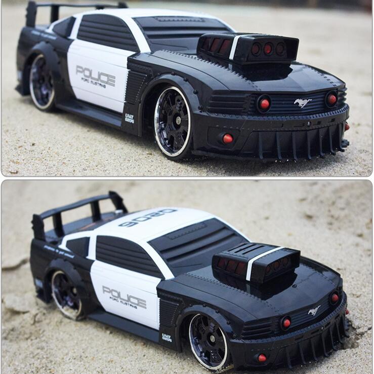 Jouet télécommande véhicule télécommande voiture de police autorisé télécommande voiture jouet voiture