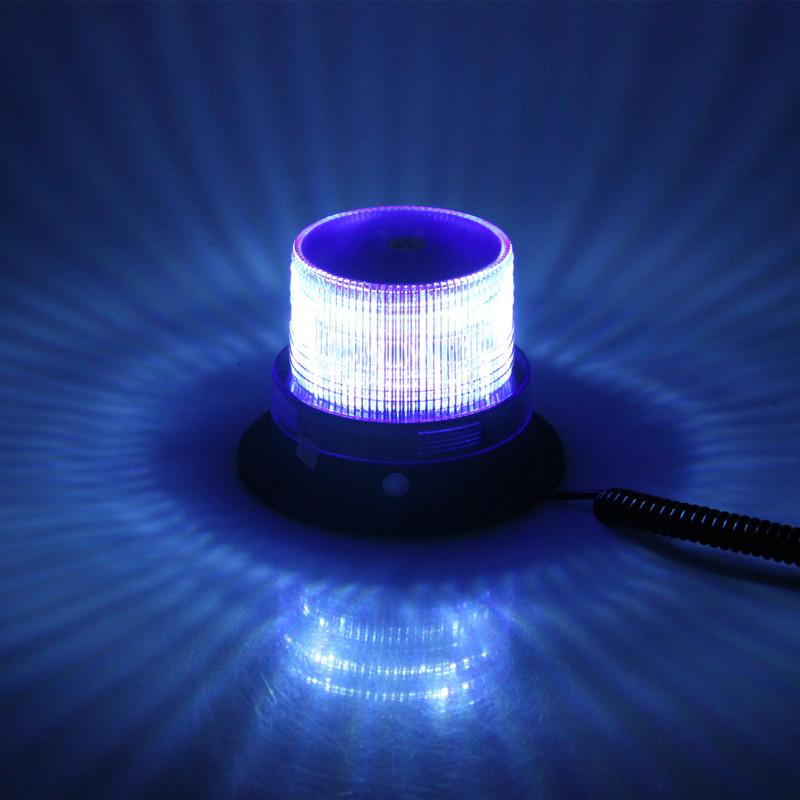 янтарный синий и красный цвета светодио дный автомобилей автомобиль строб предупреждение света полиции проблесковый маячок магнитные установлен светодио дный аварийного освещения лампы 12/24 в