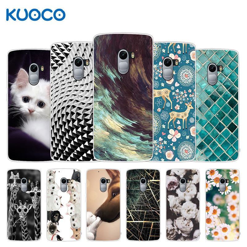 Funda Lite-Case Lenovo Vibe Giraffe-Design A7010/vibe Phone-Back-Cover Note Silicon