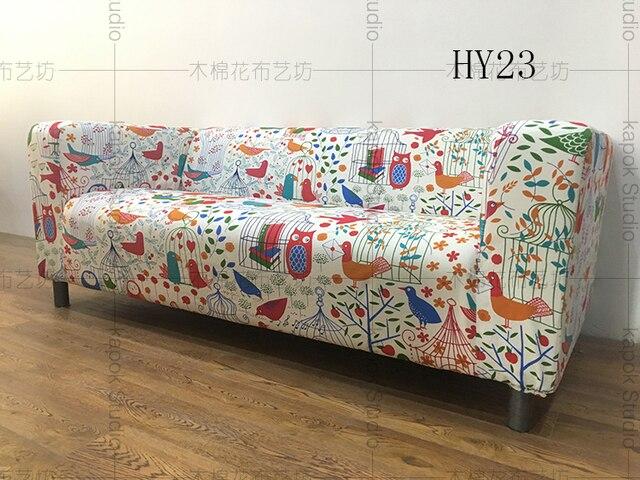 Hy23 Klippan Custom Slipcover For 2 Seat Sofa Cover