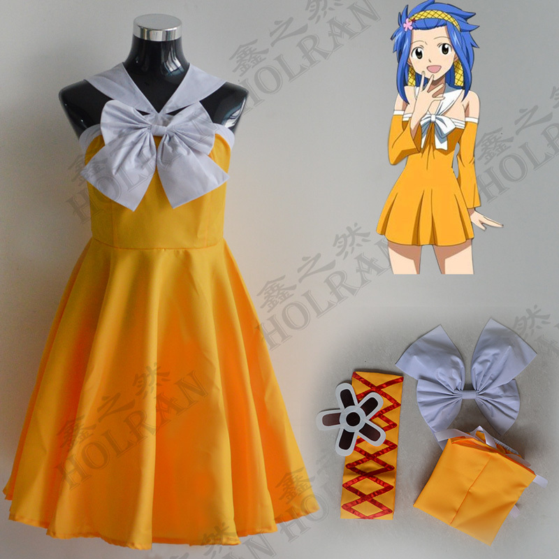 Aliexpress.com : Buy HOLRAN Levy McGarden from Fairy Tail ...