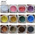 Nueva Moda Maquiagem Paleta de Maquillaje de la Marca Profesional de 12 Colores de Sombra de Ojos Desnuda Natural Shimmer sombra de Ojos Palete Glitter
