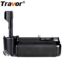 Travor Multi Energy Battery Grip For Canon 20D 30D 40D 50D DSLR Digital camera work with One Or Two BP-511 Battery substitute BG-E2N
