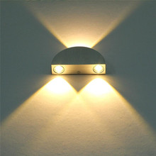 3W wall led lamp home decoration  deiling lightAC85-265V Modern wall lights for indoor foyer free shipping