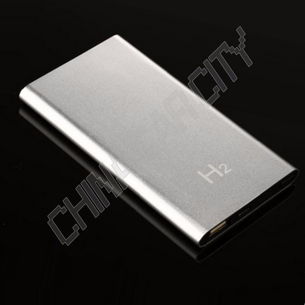External Mobile 5000mah Battery Backup Powerbank for iPhone PC MP3 PSP Camera mobile power bank without