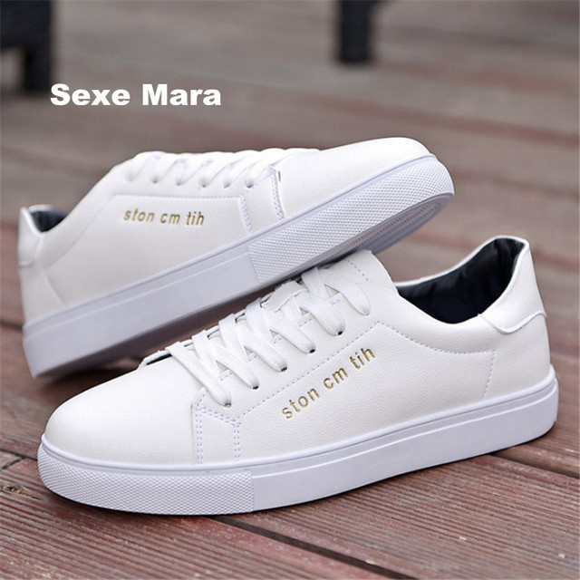 2017 sneakers da uomo di marca runningg scarpe per gli uomini luce scarpe  sportive joker bianco 3a47925157f